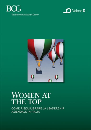 Women at the Top