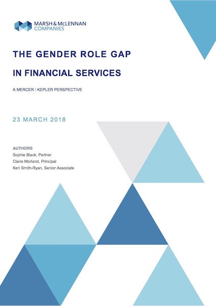 Gender Role Gap in Financial Services
