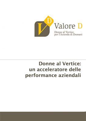 Donne ai vertici: un acceleratore della performance