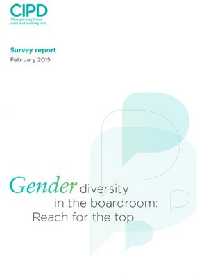 Gender diversity in the boardroom