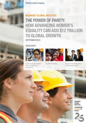 The power of parity
