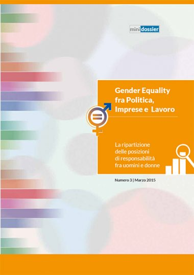 Gender Equality fra politica, imprese e lavoro