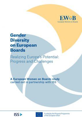 Gender Diversity on European Boards