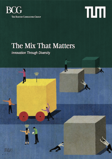 The mix that matters. Innovation through diversity