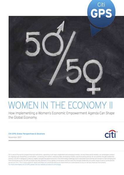 Women in the Economy II
