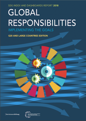 SDG Index Report 2018