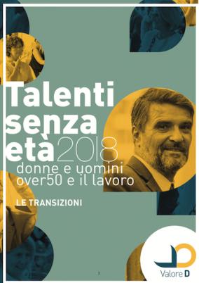 Talenti senza età 2018: Le transizioni tra gli over 50