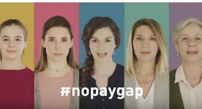 #NoPayGap è in onda sui canali Rai!