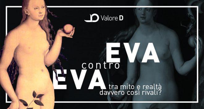 EVA contro EVA: la rivalità fra donne tra mito e realtà a Roma il 23 ottobre
