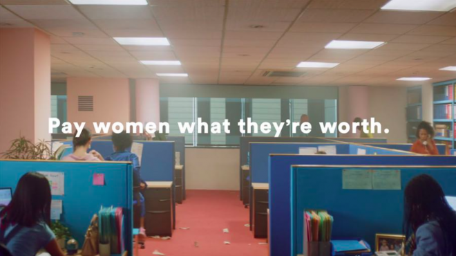 """Gender pay gap: P&G si fa sentire con lo spot """"I'd Rather Get Paid"""""""