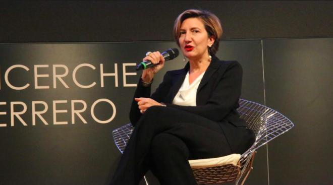 Le sfide dell'innovazione secondo Silvia Candiani di Microsoft Italia