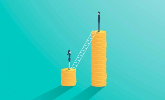 Istat: il gender pay gap persiste nel privato