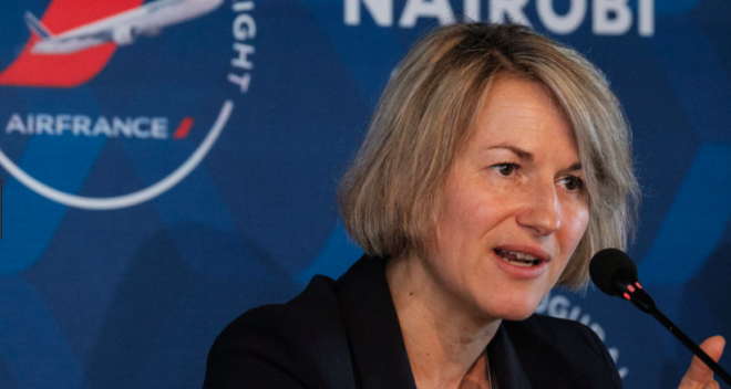 Air France, Anne Rigail è la prima donna al vertice della compagnia