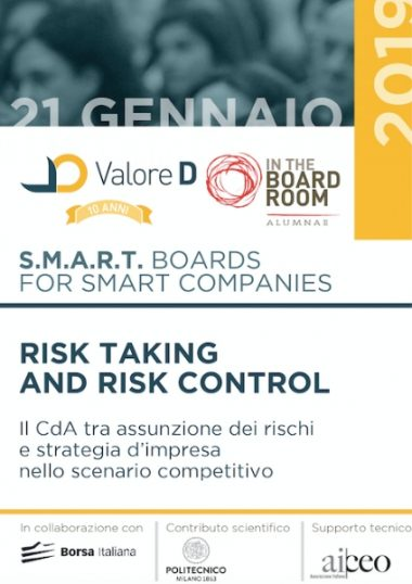 S.M.A.R.T. Boards for Smart Companies 2019