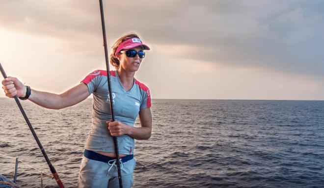 """Una donna al timone: """"In barca il genere non esiste"""""""