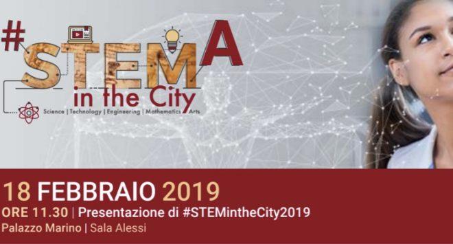 Arriva la terza edizione di STEM in the City