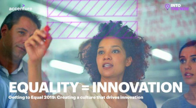 Accenture: l'innovazione fiorisce dove c'è parità