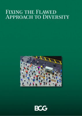 Fixing the flawed approach to diversity