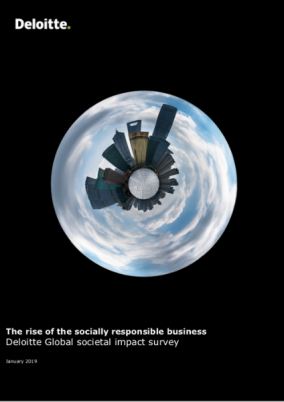 The rise of the socially responsible business