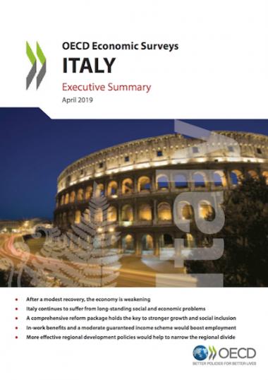 OCSE – Rapporto Economico dell'Italia