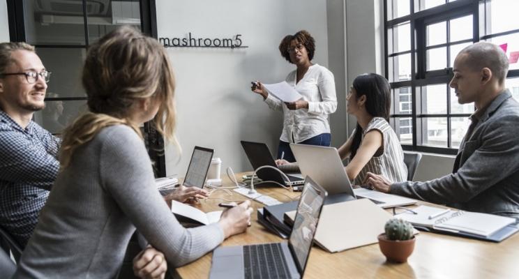 Con un approccio più focalizzato su dati e redditivitàgli investitori sceglierebbero più start-up guidate da donne.