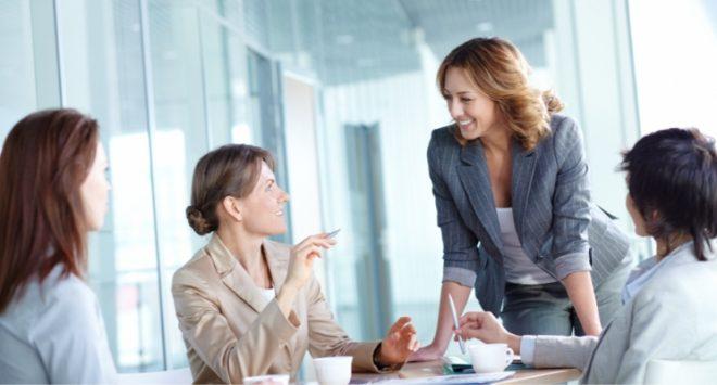 Le donne manager aumentano, ma restano poco meno di 1 su 5