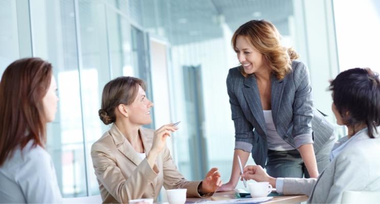 Le donne dirigenti sono il 32,3% tra gli under 35 e il 28% tra gli under 40.