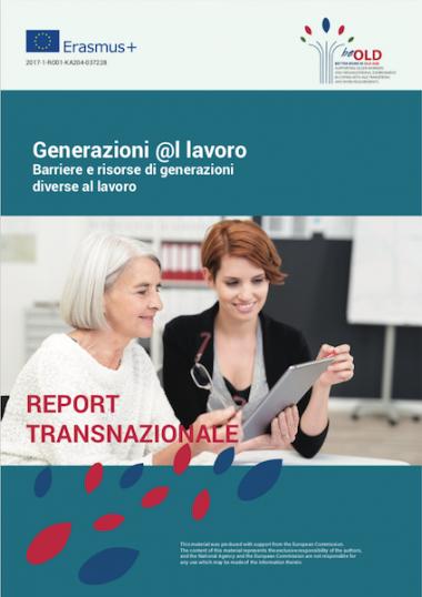 Generazioni al lavoro