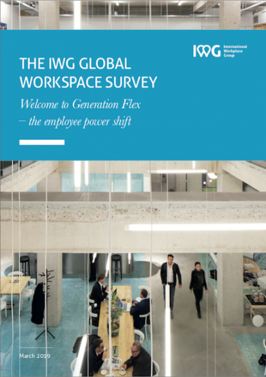 Global Workspace Survey 2019