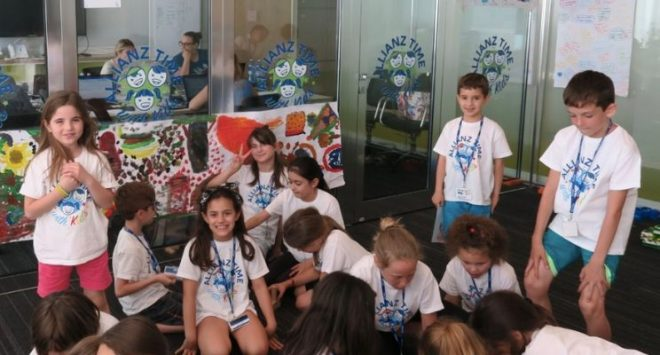Allianz Time with kids: in estate più tempo con i propri figli
