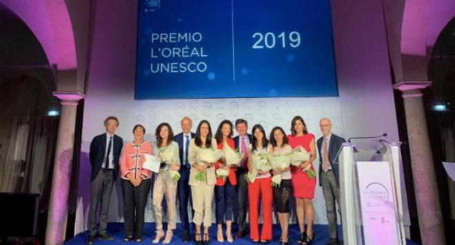Il Premio L'Oréal-Unesco per le donne e la ricerca