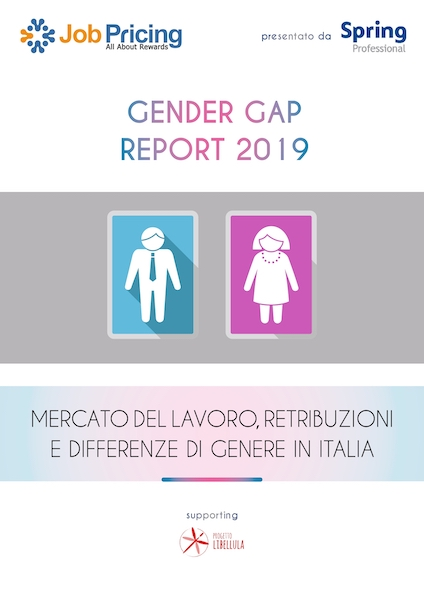 Gender Gap Report 2019