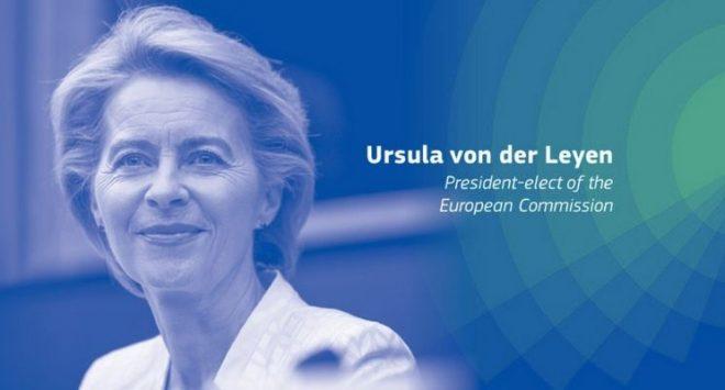 Ursula Von der Leyen, la prima Presidente donna della Commissione europea