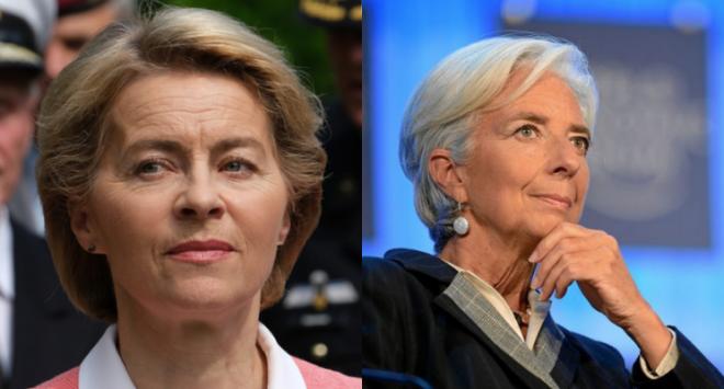 Due donne al comando in Europa. Né di ferro, né d'acciaio: competenti