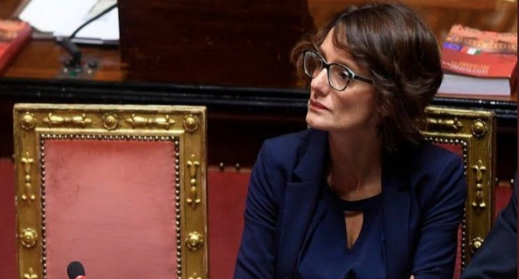 Elena Bonetti è diventata Ministra per le pari opportunità e la famiglia e le disabilità il 5 settembre.