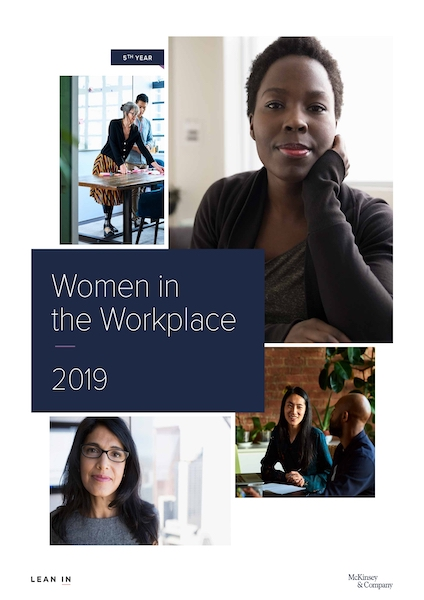 Women in the workplace 2019