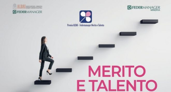 Aperte le candidature per il Premio Merito e Talento 2020