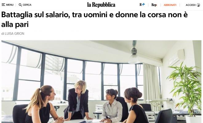 Battaglia sul salario, tra uomini e donne la corsa non è alla pari