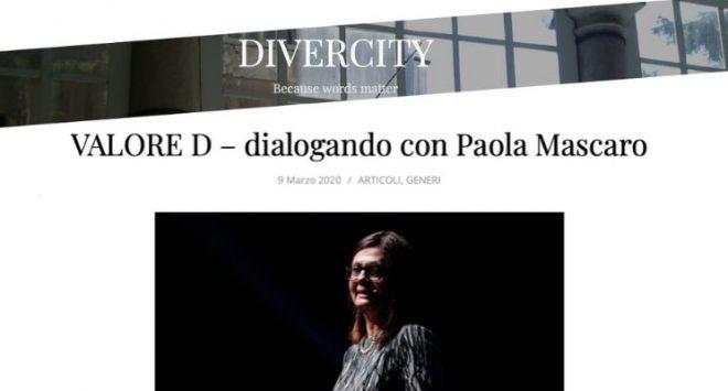 Dialogando con Paola Mascaro
