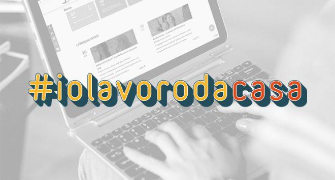 La nuova offerta formativa #iolavorodacasa