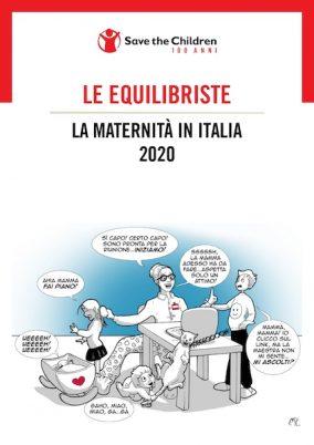 Le equilibriste – La maternità in Italia nel 2020