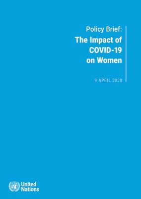 The impact of Covid-19 on women