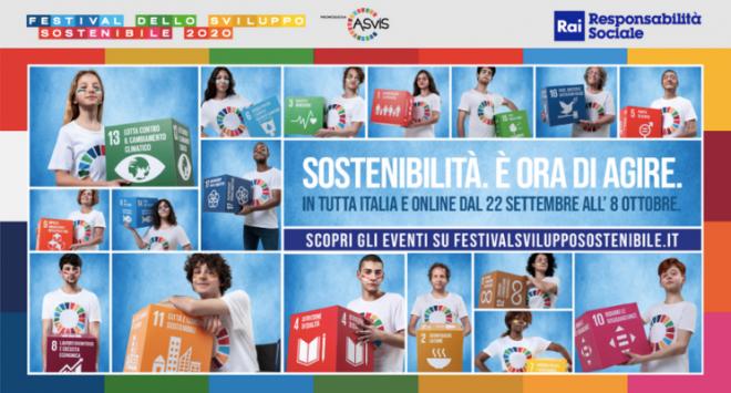 Festival dello Sviluppo Sostenibile di ASviS: inclusione di genere fa rima con sostenibilità