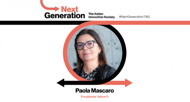 Mind the gap nelle STEM: l'intervento di Paola Mascaro a Next Generation