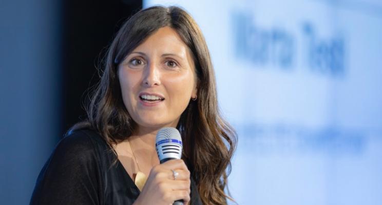 Marta Testi, nuova AD di ELITE ed ex allieva della C-Level School di Valore D