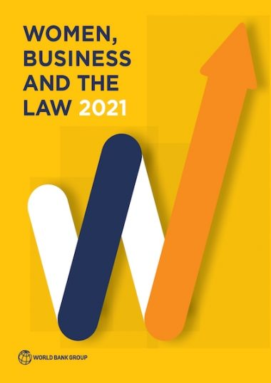 Women, Business and the Law 2021
