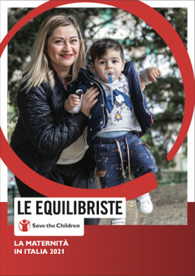Le Equilibriste: la maternità in Italia nel 2021