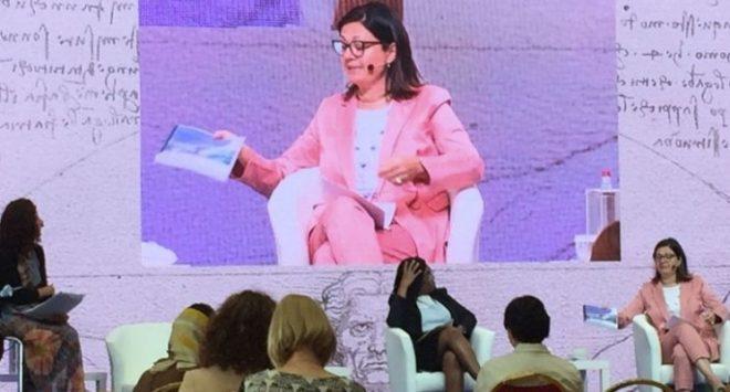 """Paola Mascaro alla Conferenza Ministeriale G20: """"Rafforzare la leadership femminile e contrastare il de-empowerment"""""""