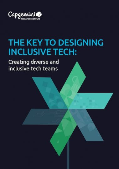 The key to designing inclusive tech