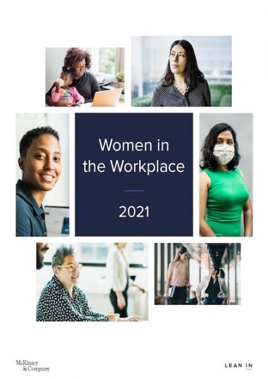 Women in the Workplace 2021